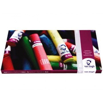 VANGOGH Olizpastels Set 60st