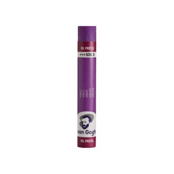 VANGOGH Oliepastel violet 5