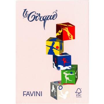 FAVINI Kopiepapier 160gr 250vel A4 Roze