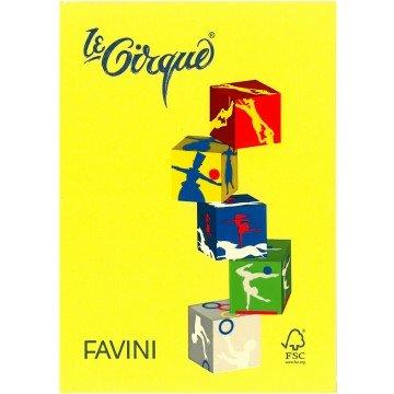 FAVINI Kopiepapier 160gr 250vel A4 Zonnegeel