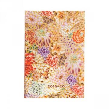 PAPERBLANKS Agenda 13,5x21cm 18 maand 2019-2020