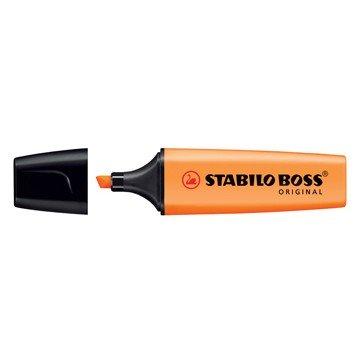 STABILO BOSS Tekstmarker Oranje