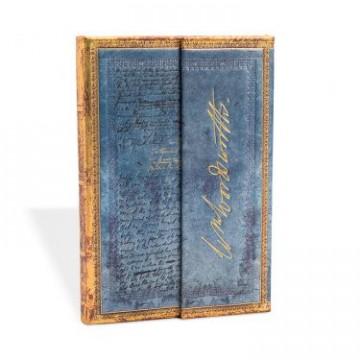 "PAPERBLANKS 12x17cm ""Wordsworth"" Gelijnd"