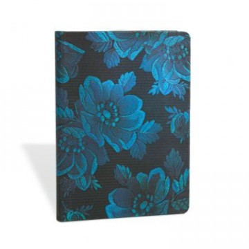 """PAPERBLANKS 12x18cm """"Blue Muse"""" Lined"""