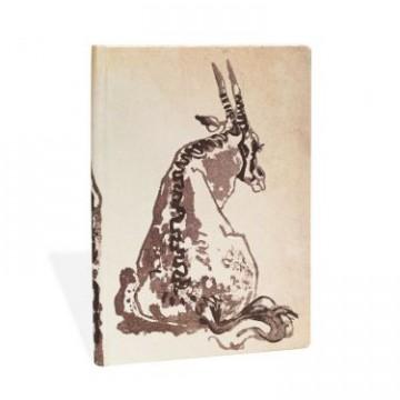 "PAPERBLANKS 12x17cm ""Oryx Solitair"" Gelijnd"