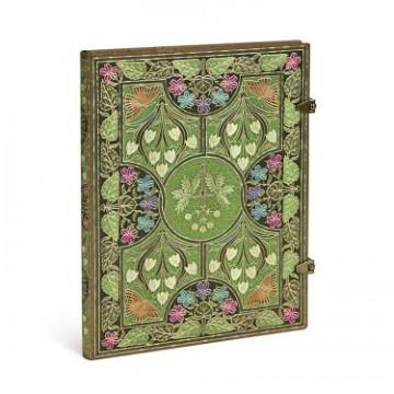 """PAPERBLANKS A4 """"Poetry in Bloom"""" Gelijnd"""