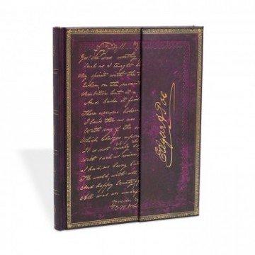 "PAPERBLANKS 18x23cm ""Edgar Allan Poe"" Gelijnd"