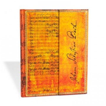 "PAPERBLANKS 10x14cm ""Bach"" Gelijnd"