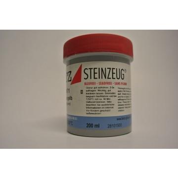 BOTZ Steinzeug Crème Wit Satijnglans 200ml